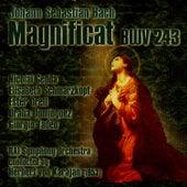 Johann Sebastian Bach: Magnificat BWV 243 (1953) by Giorgio Tadeo