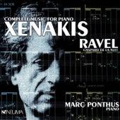 Xenakis / Ravel von Marc Ponthus