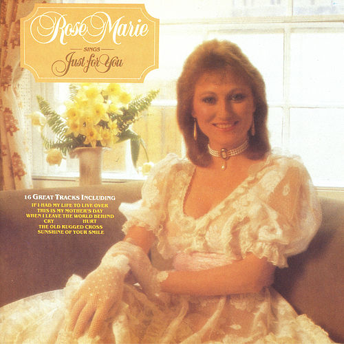 Sings Just for You by Rose Marie