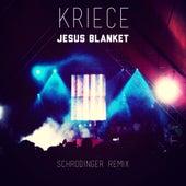 Jesus Blanket by Kriece