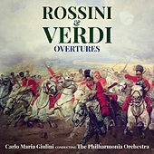 Rossini and Verdi Overtures by Philharmonia Orchestra