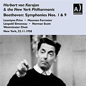 Beethoven: Symphonies Nos. 1, 5 and 9 by Various Artists