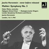 Mahler: Symphony No. 3 (Live) von Various Artists