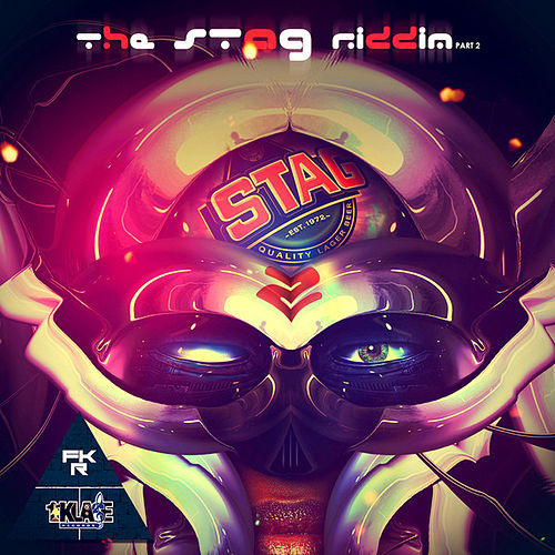 Stag Riddim: Part 2 by Various Artists