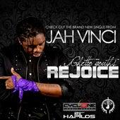 Ghetto Youth Rejoice - Single by Jah Vinci