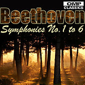Beethoven: Symphonies No. 1 to 6 by Various Artists