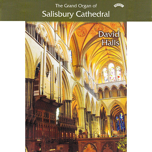 The Grand Organ of Salisbury Cathedral by David Halls