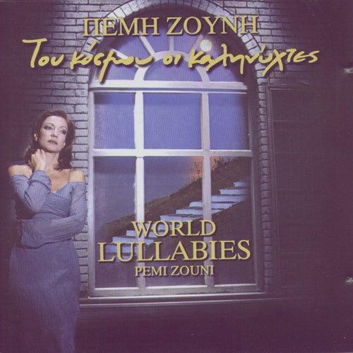 World lullabies by Pemi Zouni (Πέμυ Ζούνη)