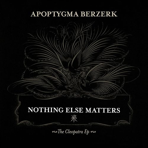 Nothing Else Matters von Apoptygma Berzerk