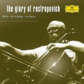 Selected Recordings on Deutsche Grammophon by Mstislav Rostropovich
