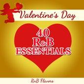Valentine's Day - 40 R&B Essentials by RnB Flavors