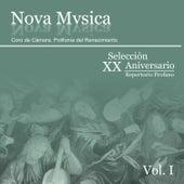 Coro de Cámara Nova Mvsica. Selección XX Aniversario Vol. I, Repertorio Profano by Novamvsica