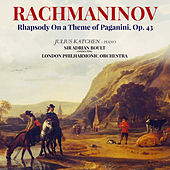 Rachmaninov: Rhapsody On a Theme of Paganini, Op. 43 von Julius Katchen