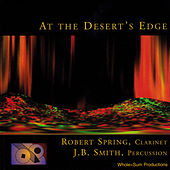 At the Desert's Edge by Robert Spring