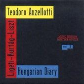 Hungarian Diary by Teodoro Anzellotti