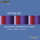 Great Short Masterpieces for Piano by Michal Tal