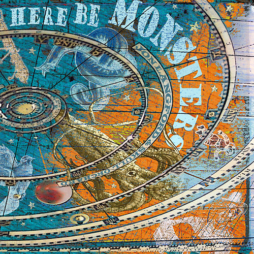 Here Be Monsters by Jon Langford