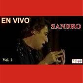 En Vivo, Vol. 2 von Sandro