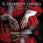Il Diario di Chiara: Music from La Pietà in Venice in the 18th century by Various Artists
