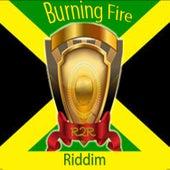 Burning Fire Riddim de Various Artists