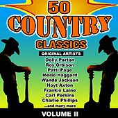 50 Country Classics, Vol. 2 von Various Artists