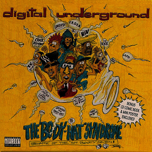 The Body-Hat Syndrome by Digital Underground