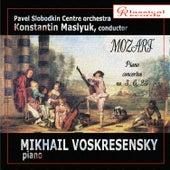 Mozart. Piano concerto vol.8 by Mikhail Voskresensky