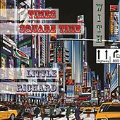 Times Square Time with de Little Richard