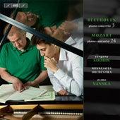 Beethoven: Piano Concerto No. 3 - Mozart: Piano Concerto No. 24 by Yevgeny Sudbin