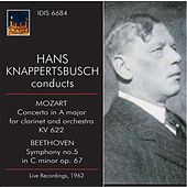 Knappertsbusch Conducts Mozart and Beethoven von Various Artists