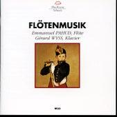 C.P.E. Bach, Ferroud, Fauré, Ferneyhough & Prokofiev: Flötenmusik von Emmanuel Pahud