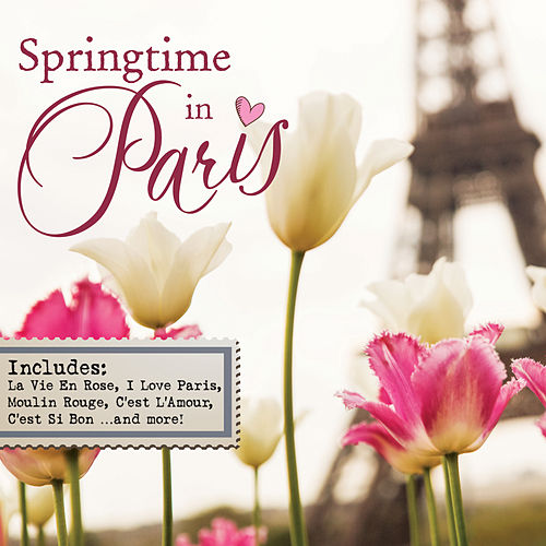 Springtime in Paris by Fred Mollin