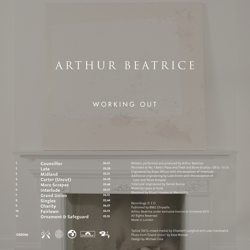 Working Out by Arthur Beatrice