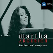 Live in the Concertgebouw von Martha Argerich
