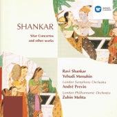 Shankar: Sitar Concertos/Ragas di Ravi Shankar