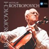Mstislav Rostropovich de Mstislav Rostropovich