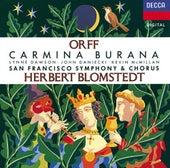 Orff: Carmina Burana de Various Artists