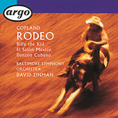 Copland: Rodeo/El Salón Mexico/Billy the Kid/Danzón Cubano von Baltimore Symphony Orchestra