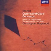 Mozart: Clarinet Concerto / Oboe Concerto by Various Artists