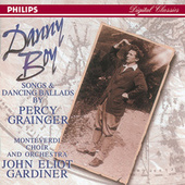 The Music of Percy Grainger by Various Artists