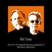 2014-01-07 Ridgefield Playhouse, Ridgefield, CT (Live) by Hot Tuna