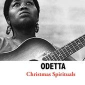 Christmas Spirituals by Odetta