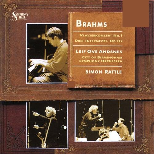 Brahms - Piano Concerto No. 1/Drei Intermezzi Op. 117 by Various Artists