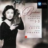 Brahms - Violin Sonatas by Peter Frankl