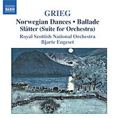 GRIEG: Orchestrated Piano Pieces by Royal Scottish National Orchestra