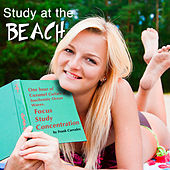 Study at the Beach: One Hour of Cozumel Guitars & Isochronic Ocean Waves (For Focus, Study & Concentration) by Frank Corrales