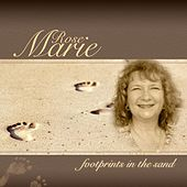 Footprints in the Sand by Rose Marie