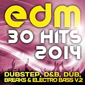 EDM089 EDM Dubstep, D&B, Dub, Breaks & Electro Bass, Vol. 2 (30 Top Hits 2014) by Various Artists