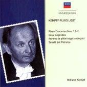 Kempff Plays Liszt von Wilhelm Kempff