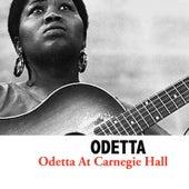 Odetta at Carnegie Hall de Odetta
